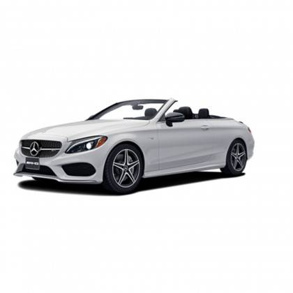 Stierače Mercedes-Benz Trieda C (Cabrio)
