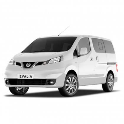 Stěrače Nissan Evalia