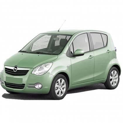 Stierače Opel Agila