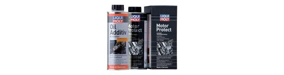 Přísady do motorového oleje