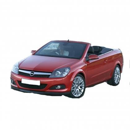 Stěrače Opel Astra Cabrio