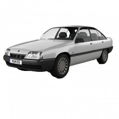 Stěrače Opel Omega
