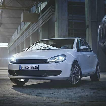 OSRAM VW GOLF VI XENARC LED SVĚTLOMETY PRO HAL. SVĚTLA