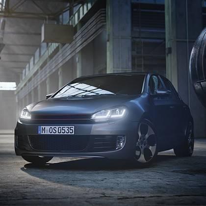 OSRAM VW GOLF VII FULL LED SVĚTLOMETY PRO XEN. SVĚTLA