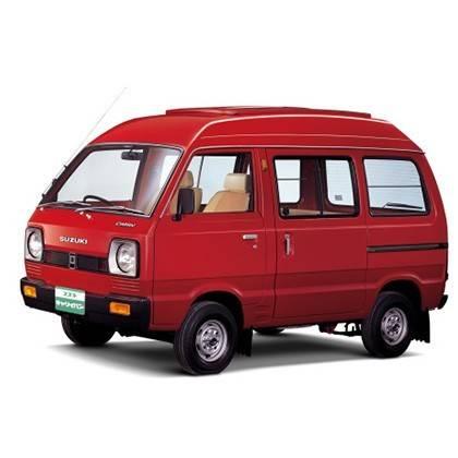 Stierače Suzuki Carry Van