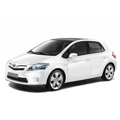 Stierače Toyota Auris