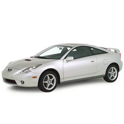 Stierače Toyota Celica Coupé