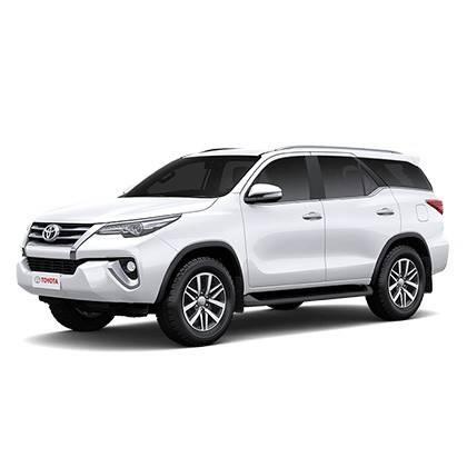 Stierače Toyota Fortuner