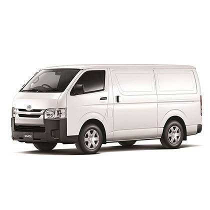 Stierače Toyota Hiace