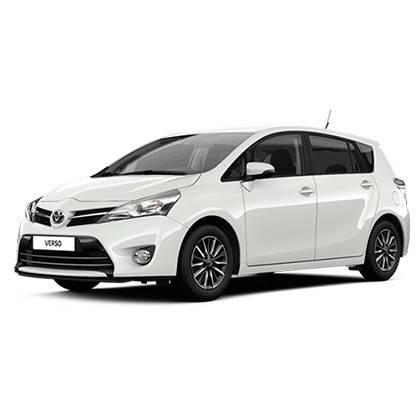 Stierače Toyota Verso