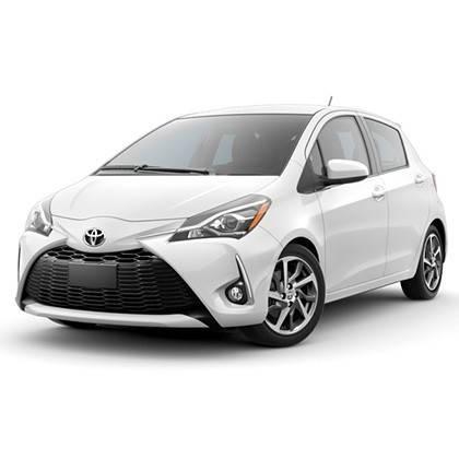 Stierače Toyota Yaris